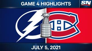 Anderson scores OT winner as Canadiens force Game 5 against Lightning