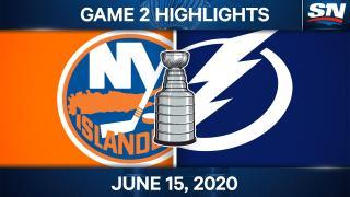 Kucherov has three assist night as Lightning top Islanders in Game 2