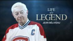 Life of a Legend - Jean  Beliveau
