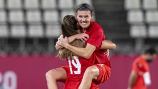 Sinclair's legacy felt in Canada's next generation of soccer stars