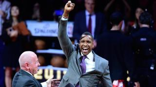 Why having a personality and presence like Masai is important for Raptors