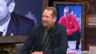 Nick Nurse breaks the news that he will coach Canada through 2024 on Tim and Friends