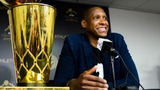 How Ujiri plans to develop this young Raptors team into champions