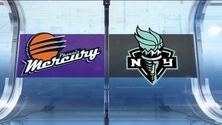 Highlights: Mercury 80, Liberty 64