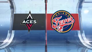 Highlights: Aces 87, Fever 71