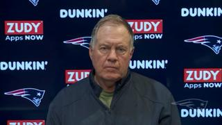 Belichick confirms Newton's vaccination status didn't factor into his release