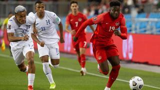 FIFA World Cup 2022 Qualifying: Canada vs. Honduras
