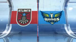 Highlights: Wings 72, Dream 68