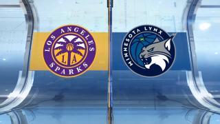 Highlights: Lynx 66, Sparks 57