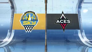 Highlights: Aces 90, Sky 83