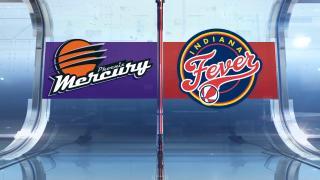 Highlights: Mercury 87, Fever 65