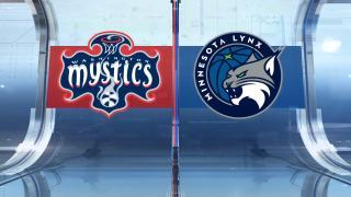 Highlights: Lynx 93, Mystics 75