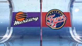 Highlights: Mercury 86, Fever 81
