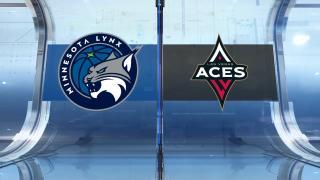 Highlights: Aces 102, Lynx 81