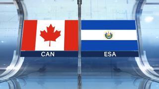 World Cup qualifier highlights: Canada 3, El Salvador 0