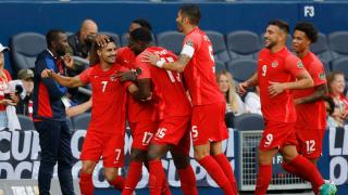 Early goals helped Canada dictate the pace against El Salvador