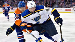 Backes grateful for how playing career came to an end with Blues and Ducks