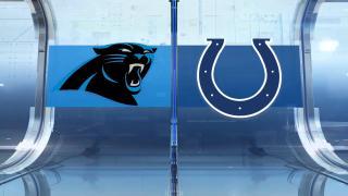 NFL Highlights: CAR 18, IND 21