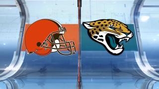 NFL Highlights: CLE 23, JAX 13