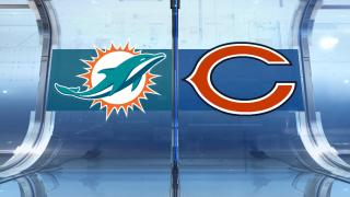 NFL Highlights: MIA 13, CHI 20