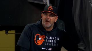 Orioles manager Hyde goes on swearing tirade against Blue Jays' Ray