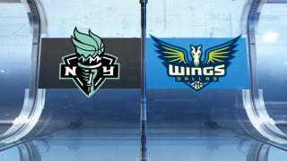 Highlights: Wings 77, Liberty 76