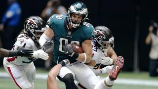 Highlights: Eagles 32, Falcons 6