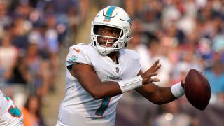 Highlights: Dolphins 17, Patriots 16