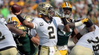 Highlights: Saints 38, Packers 3