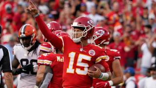 Highlights: Chiefs 33, Browns 29