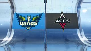 Highlights: Aces 85, Wings 75