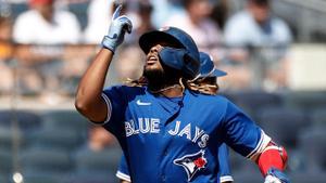 Blue Jays' Guerrero Jr. putting up a legendary season with the bat