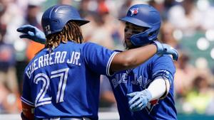 Blue Jays' 13-game stretch one of the most dominant in MLB history