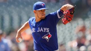 Berrios pitched well vs. Rays despite no help from Blue Jays offence