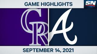 Highlights: Rockies 5, Braves 4