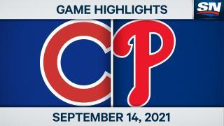 Highlights: Cubs 6, Phillies 3