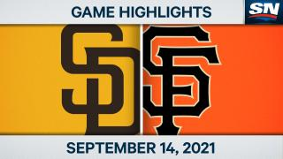 Highlights: Giants 6, Padres 1