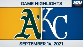 Highlights: Royals 10, Athletics 7