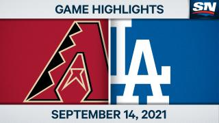 MLB: Dodgers 8, Diamondbacks 4