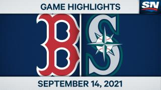 Highlights: Red Sox 8, Mariners 4