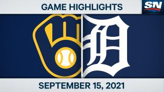Highlights: Tigers 4, Brewers 1