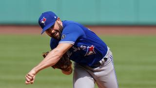 Should Blue Jays shuffle rotation to have Ray start possible Wild Card game?