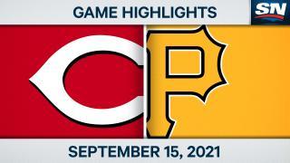 Highlights: Pirates 5, Reds 4
