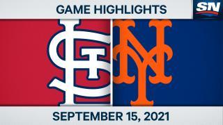 Highlights: Cardinals 11, Mets 4