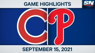 Highlights: Phillies 6, Cubs 5
