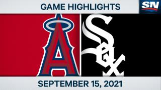 Highlights: Angels 3, White Sox 2