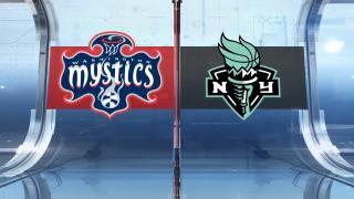 Highlights: Liberty 91, Mystics 80
