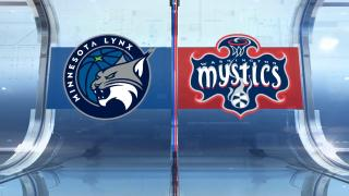 Highlights: Lynx 83, Mystics 77