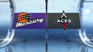 Game 2 Highlights: Mercury 117, Aces 91