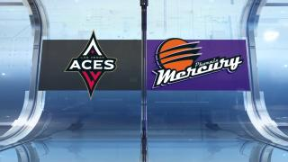 Game 4 Highlights: Aces 93, Mercury 76